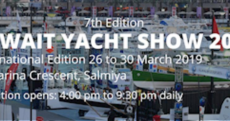 Kuwait Yacht Show 2019