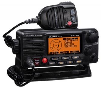 GX2100 Matrix AIS VHF Radio