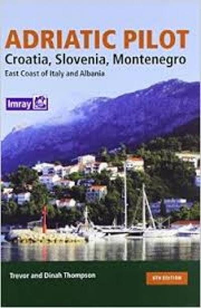 Adriatic pilot book