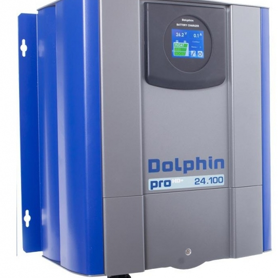 Dolphin Battery charger